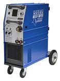Weldi-SynerMIG 4000 - Szinergikus MIG hegesztőgép - CO hegesztőgép